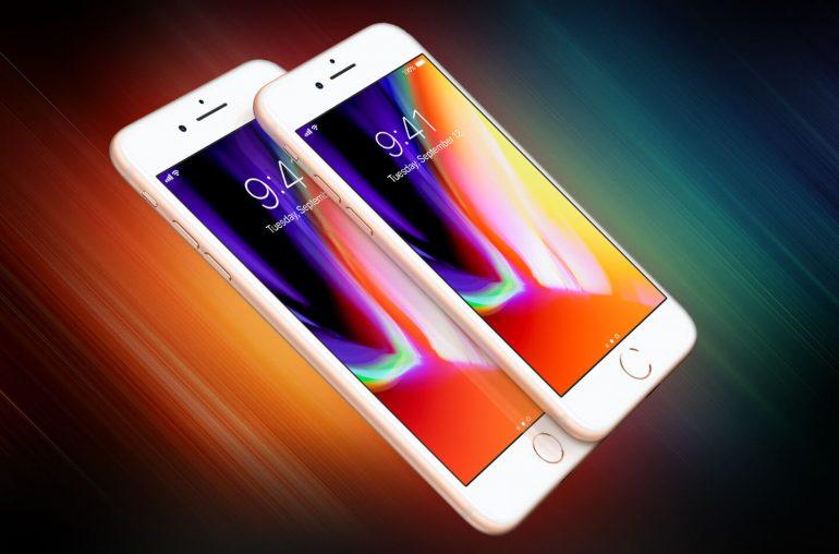 Nieuwe iPhone 8