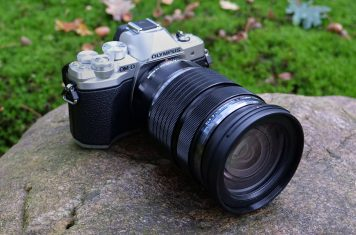 Olympus E-M10 Mark III review