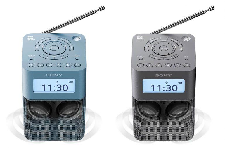 Sony digitale radio's