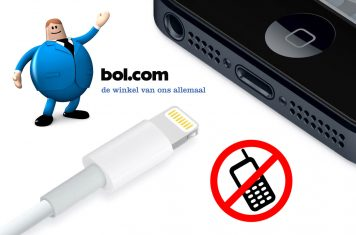 BOL iPhone opladers