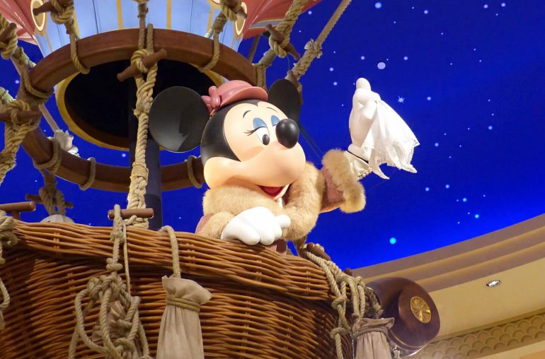 Disneyland Parijs themapark