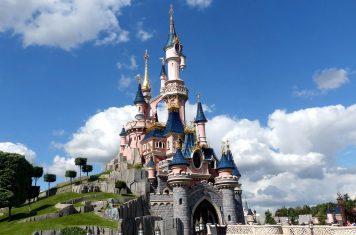 Disneyland pretpark Parijs