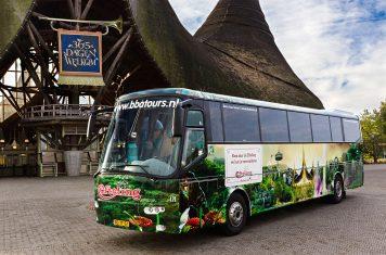 Efteling snelbus Breda