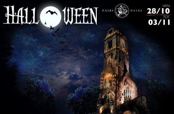 Halloween Pairi Daiza