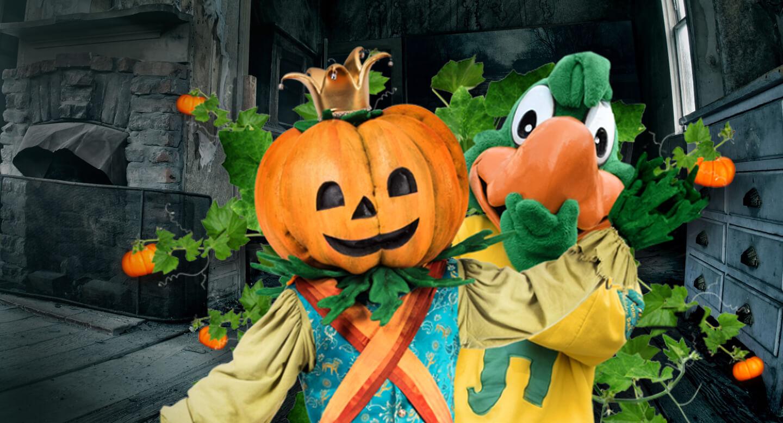 Halloween Pretparken Nederland.Plopsaland Duitsland Viert Halloween Voor Kinderen