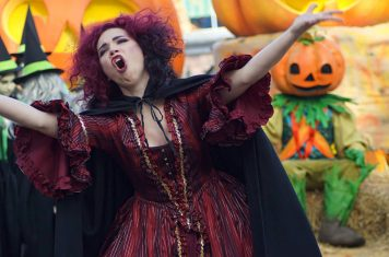 Halloween Plopsa pretparken