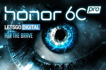Honor nieuwe smartphone
