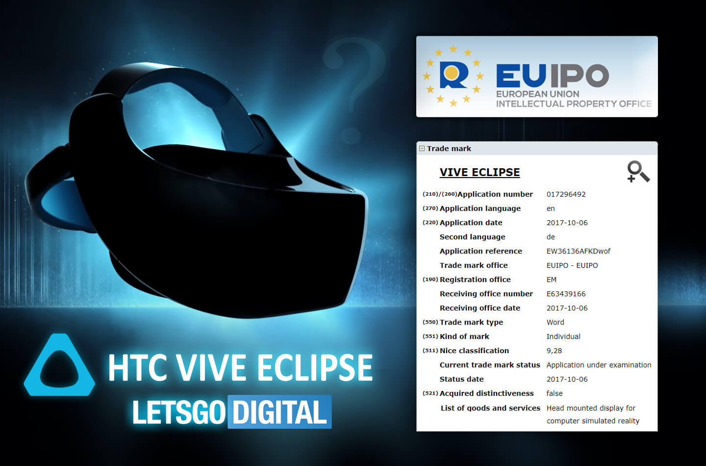 fa7da835a6f651 HTC Vive Eclipse virtual reality headset ook voor Europa