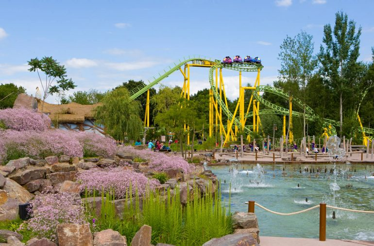 Korting Toverland tickets