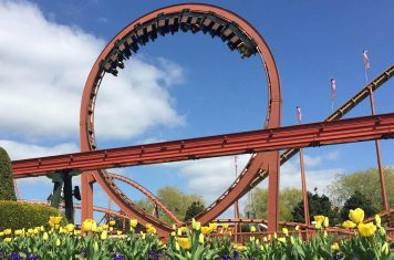 Looping Star attractie