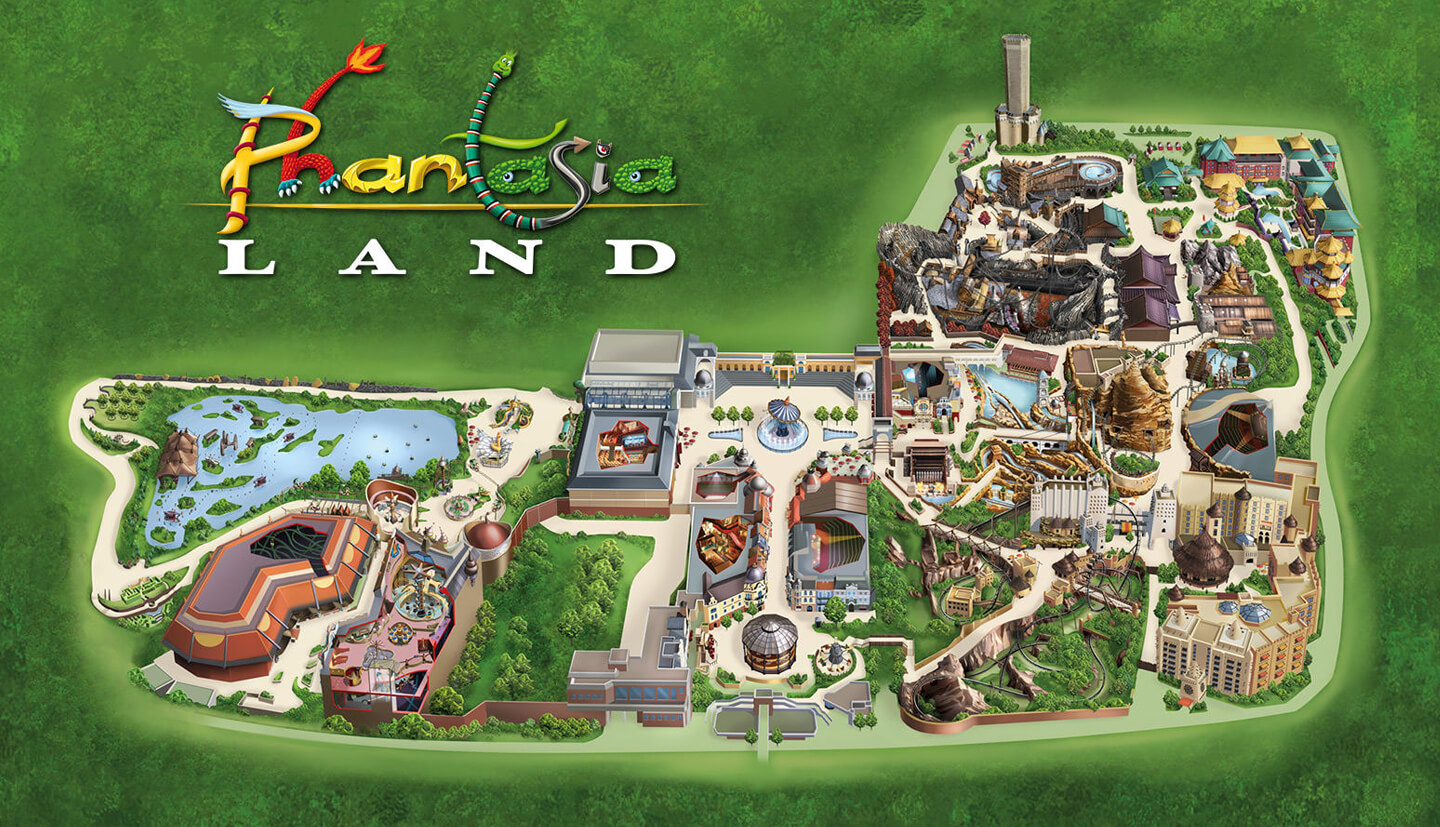 how to get to phantasialand from cologne