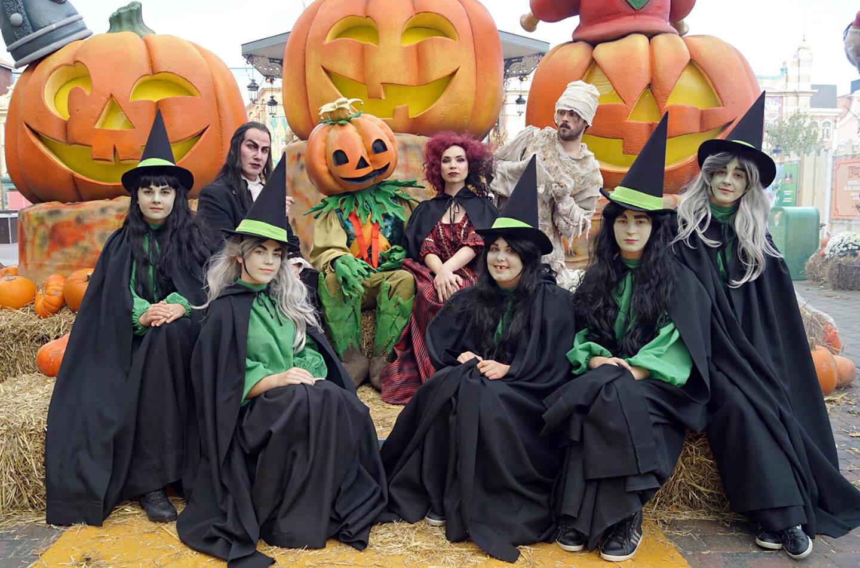 Halloween Pretparken Nederland.Halloween Vieren In De Plopsa Pretparken Letsgodigital