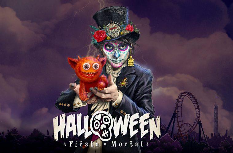 Pretpark Bellewaerde Halloween