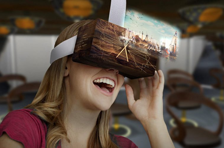Scheepvaartmuseum virtual reality