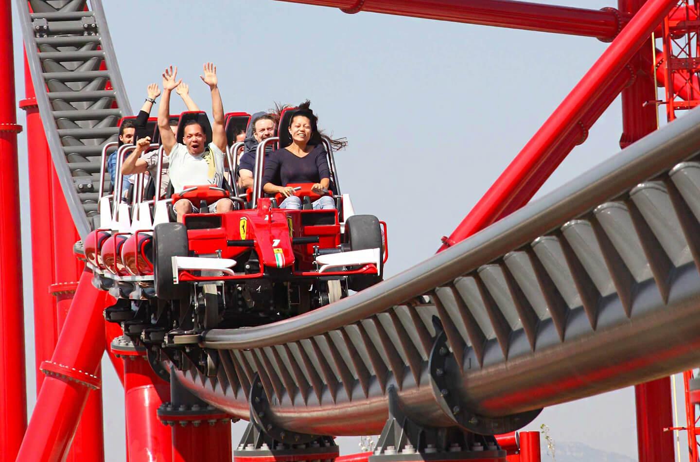 Six Flags Heeft De Hoogste Achtbaan Ter Wereld Letsgodigital