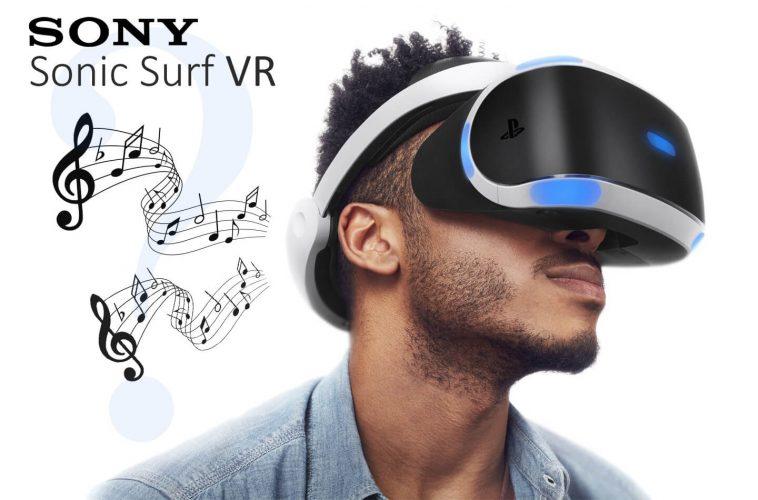 Sony Sonic Surf VR