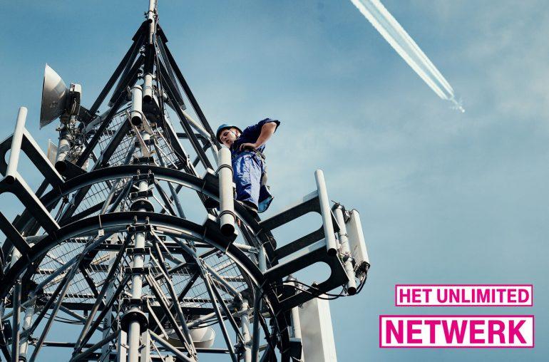 T-Mobile snelste netwerk Nederland