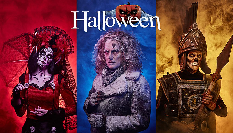 Schrik Griezels Af Met Halloween Toverstaf In Toverland Letsgodigital