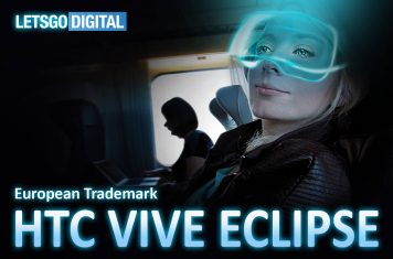 VIVE Virtual Reality headset