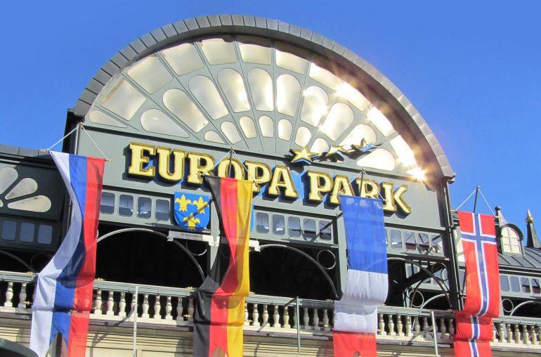 Attracties Europa-Park Duitsland