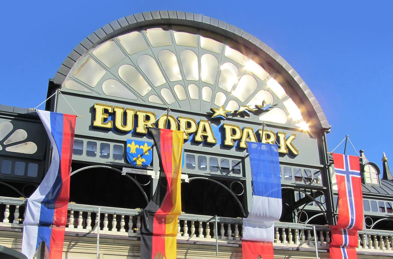 Attracties In Europa Park De Langste Achtbaan Van