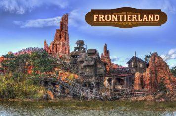 Disneyland Frontierland Parijs