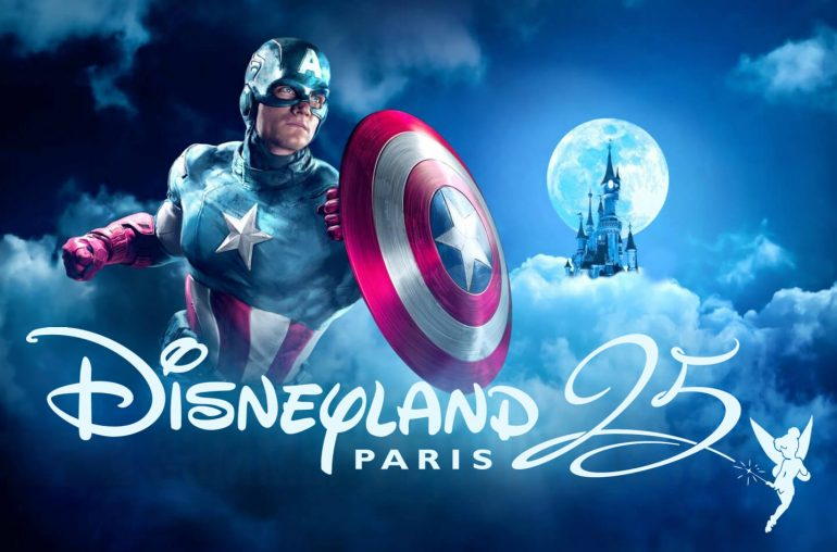 Disneyland Parijs Marvel