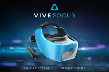 HTC Vive Focus Virtual Reality headset