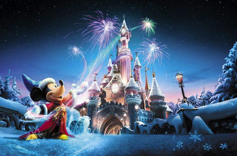 Kerst Disneyland Parijs