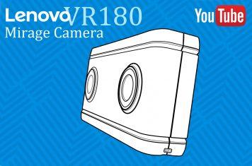 Lenovo VR180 Mirage Camera