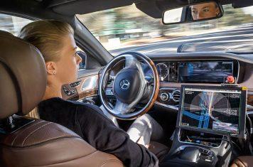LG autonoom rijden