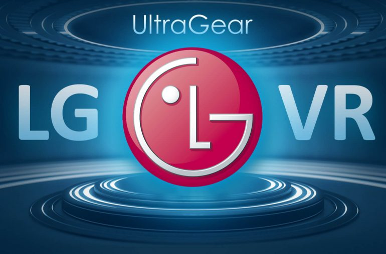 LG UtraGear VR headset