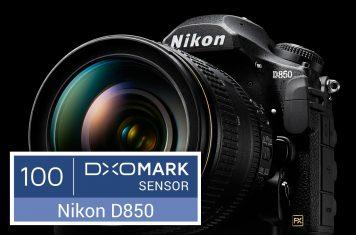 Nikon D850 cameratest