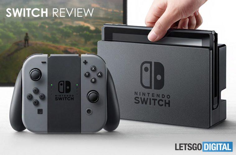 Nintendo spelcomputer review
