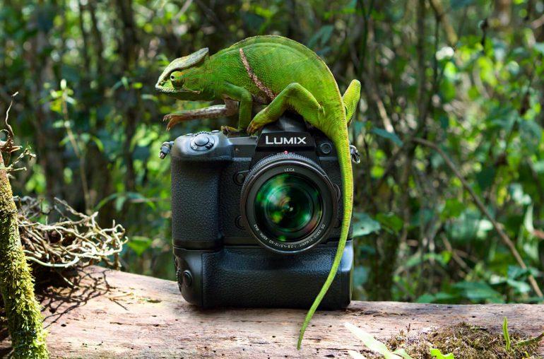 Panasonic Lumix G9 systeemcamera