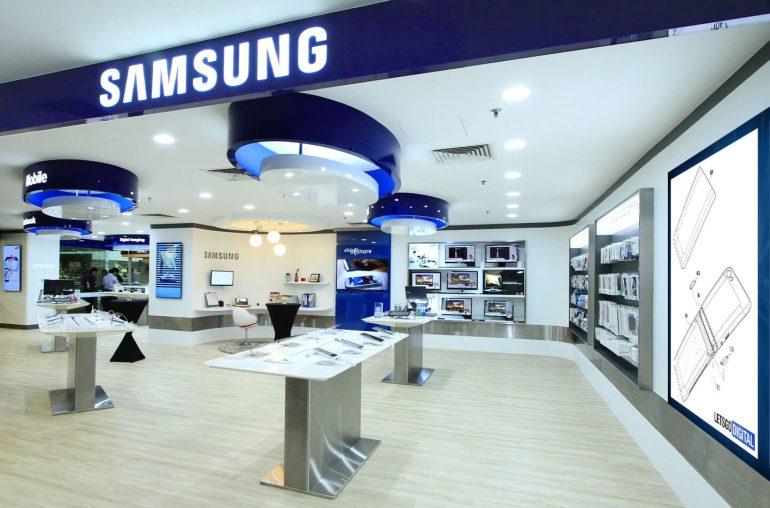 Samsung Galaxy X support pagina