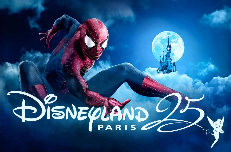 Spiderman Kleurplaten Superhelden Kleurplaten Animaatjes Nl: Disneyland Parijs Krijgt Marvel Attracties En Vernieuwd