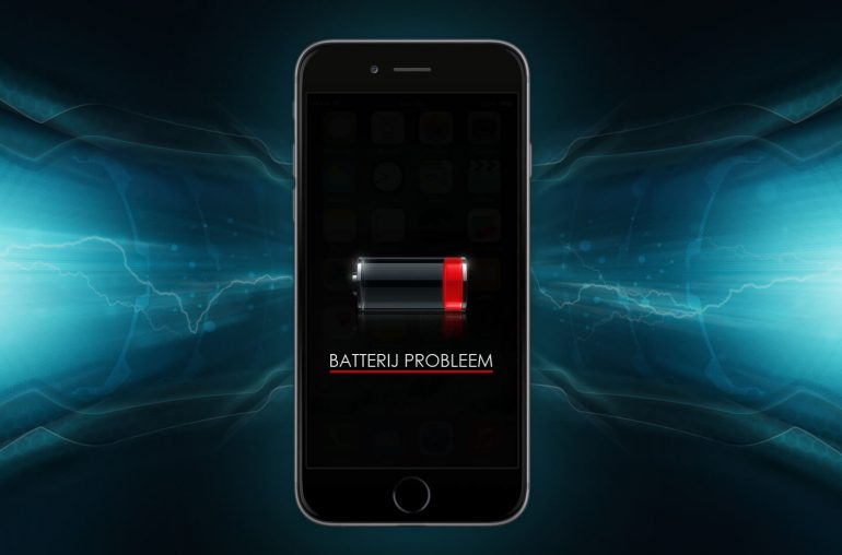 Apple iPhone batterij