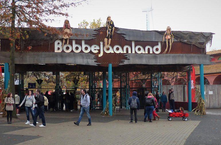 Attracties Bobbejaanland