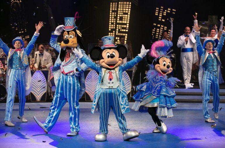 Disneyland Parijs Kerst