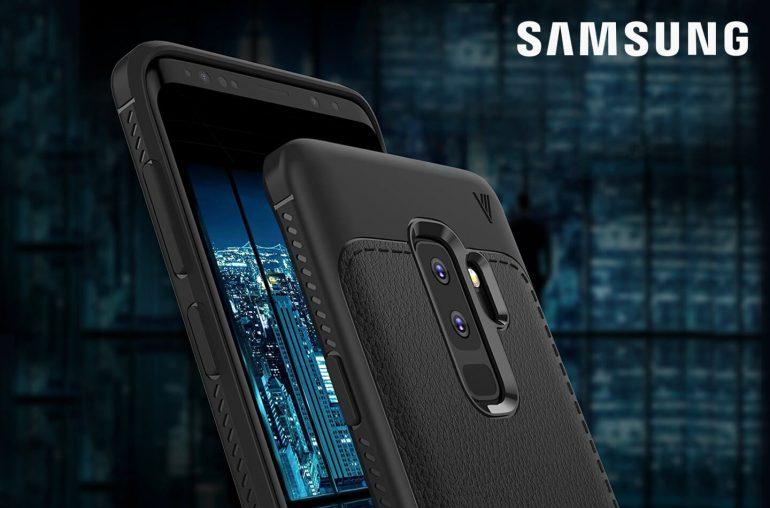 Galaxy S9 renders