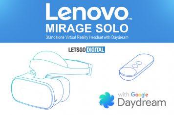 Lenovo Mirage Solo