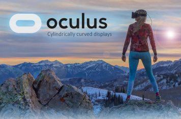Oculus VR bril