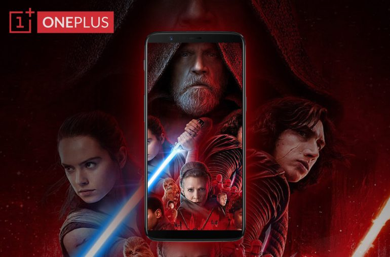 OnePlus 5T Star Wars