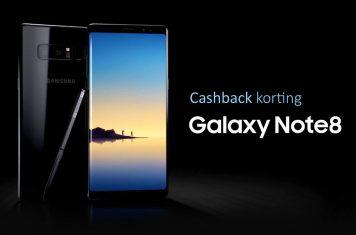 Samsung Galaxy S8 cashback