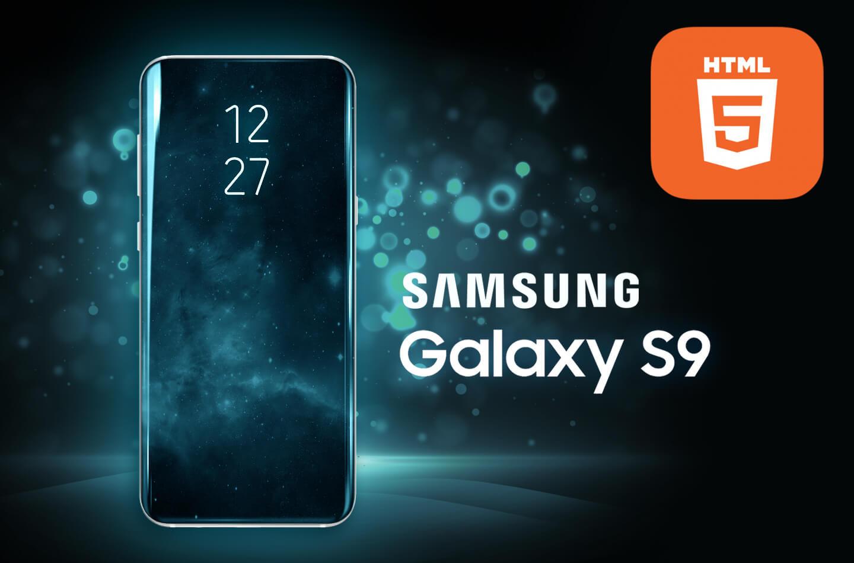 Samsung Galaxy S9 en S9+ verschijnen in HTML5 Test ... Belsimpel