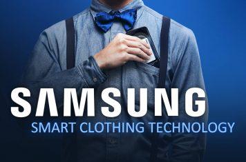 Samsung slimme kleding