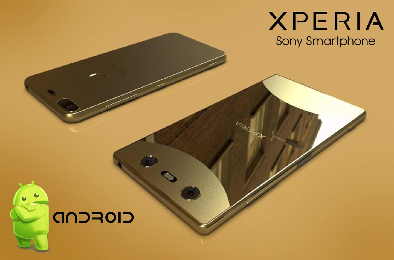 Sony Xperia 2018 Smartphones Krijgen Nieuw Design Letsgodigital