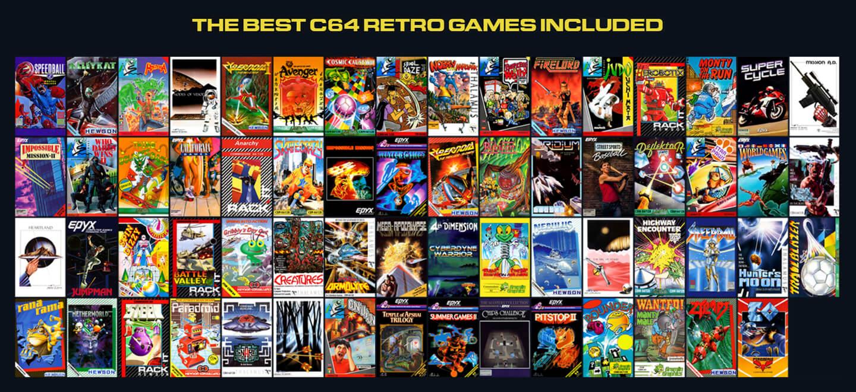 Commodore 64 comeback met THEC64 mini | LetsGoDigital
