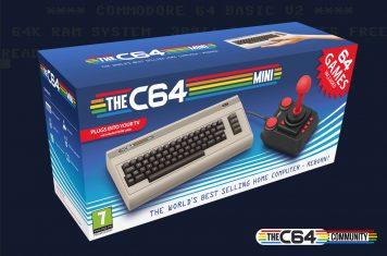 Commodore 64 comeback met THEC64 mini